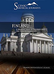 Finland A Musical Tour of Helsinki and the Finnish Landscape - Travel Video.