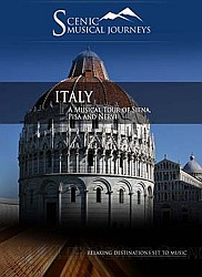 Italy A Musical Tour of Siena, Pisa and Nervi - Travel Video.