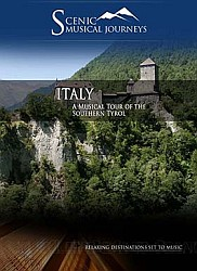 Italy A Musical Tour of the Southern Tyrol - Travel Video.