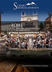Rome A Musical Tour of the City's Past and Present- Travel Video.