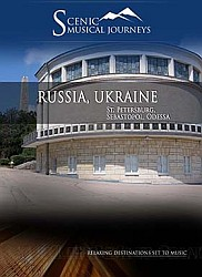 Russia, Ukraine St. Petersburg, Sebastopol, Odessa - Travel Video.