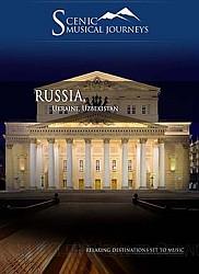 Russia, Ukraine, Uzbekistan - Travel Video.
