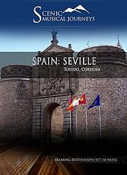 Spain: Seville Toledo, Cordoba - Travel Video.