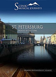 St Petersburg Palaces of the Tsars - Travel Video.