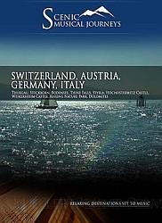 Italy Thurgau, Switzerland, Austria, Germany,  Steckborn, Bodensee, Thine Falls, Styria, Hochosterwitz Castle, Weikersheim Castle, Assling Nature Park, Dolomi- Travel Video.