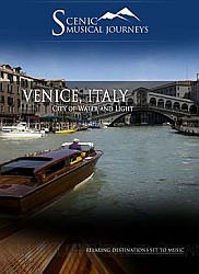 Venice, Italy City of Water and Light - Travel Video.