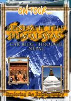 Beneath the Himalayas (Car ride through Nepal) - Travel Video.