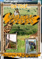 Mukuba Express (A Fascinating Train Journey From Selous Park To Dar-Es-Salaam) - Travel Video.
