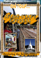 Shan State Express (Train Journey From Mandalay To Lashio) - Travel Video.