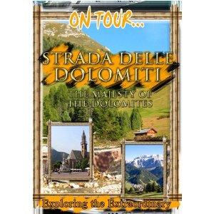 The Majesty Of The Dolomites (STRADA DELLE DOLOMITI) - Travel Video.