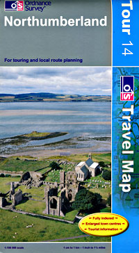 Northumberland Touring Maps.