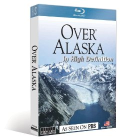 Over Alaska - Travel Video.