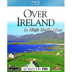 Over Ireland - Travel Video.