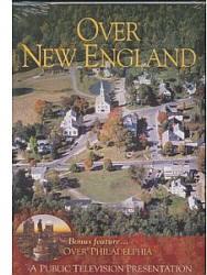 Over New England - DVD.