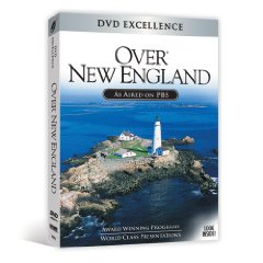 Over New England - Travel Video.