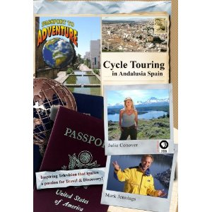 Cycle Touring in Andalusia Spain - Travel Video.