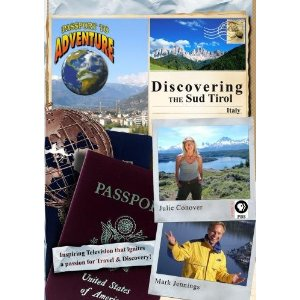 """Discovering the """"Sud Tirol,"""" Italy - Travel Video - DVD."""