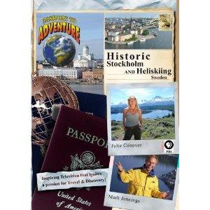 Historic Stockholm and Heliskiing Sweden - Travel Video.