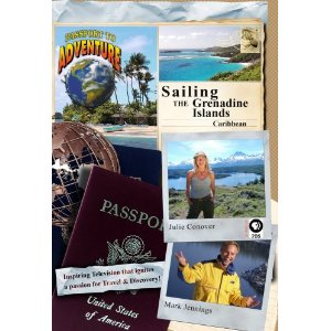 Sailing the Grenadine Islands Caribbean - Travel Video.