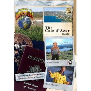 The Cote d'Azur France - Travel Video.