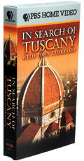 In Search Of Tuscany, With John Guerrasio - Travel Video.