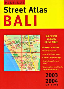 Bali Street ATLAS, Java, Indonesia.