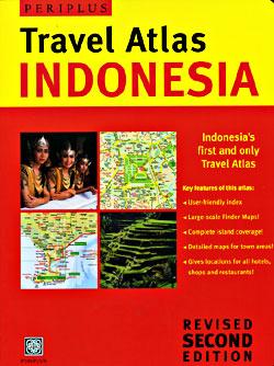 Indonesia Tourist Road ATLAS.