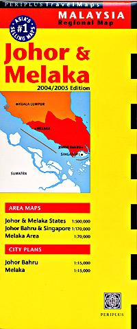 Johor and Melaka, Malaysia.