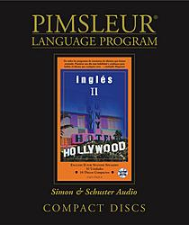 Pimsleur English For Spanish, Level 2 Speakers, Audio CD Language Course.