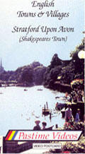 English Towns & Villages: Stratford upon Avon & Shakespeare - Travel Video.