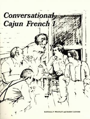 Conversational Cajun French.