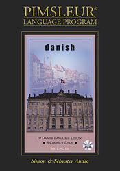 Pimsleur Danish Basic Audio CD Language Course.
