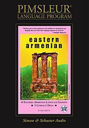 Pimsleur Eastern Armenian Basic Audio CD Language Course.