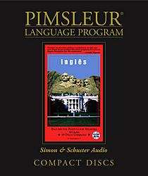 Pimsleur English For Brazilian Portuguese Speakers, Audio CD Language Course.