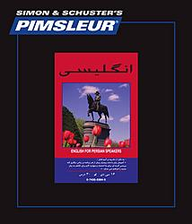 Pimsleur English For Iranian (Persian/Farsi) Speakers, Audio CD Language Course.