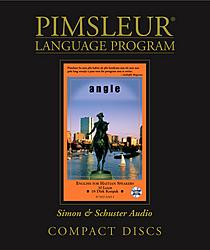 Pimsleur English For Haitian Speakers, Audio CD Language Course.