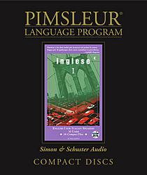 Pimsleur English For Italian, Level 1 Speakers, Audio CD Language Course.