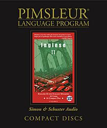 Pimsleur English For Italian, Level 2 Speakers, Audio CD Language Course.