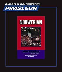 Pimsleur Norwegian Basic Audio CD Language Course.