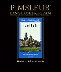 Pimsleur Polish Comprehensive Audio CD Language Course.