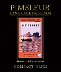 Pimsleur Vietnamese Comprehensive Audio CD Language Course.
