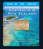 Rudy Maxa: Best of Travel - Australia and New Zealand - Travel Video - Blu-ray Disc (Plus Combo Pack).