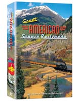 Great American Scenic Railroads - Travel Video.