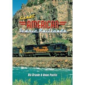 Great American Scenic Railroads: Rio Grande & Union Pacific - Railroad Video.