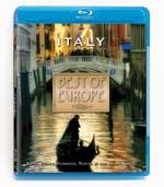 Rudy Maxa: Best of Europe - Italy - Travel Video - Blu-ray Disc.
