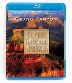 Scenic National Parks - Grand Canyon - Travel Video - Blu-ray Disc.