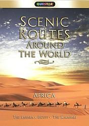 Africa The Sahara, Egypt & The Kalahari - Travel Video.