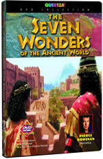 Seven Wonders of The Ancient World - Travel Video.