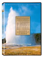 Treasures of America's National Parks - Yellowstone - DVD.