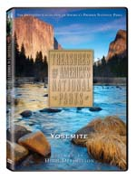 Treasures of America's National Parks - Yosemite - Travel Video - DVD.